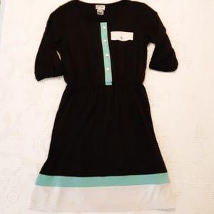 Sweet storm short sleeve dress